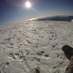 3000 Meter über dem Meer