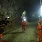 15km Stollen für die Exploration neuer Vorkommen