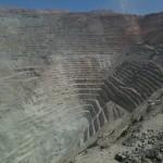 Gigantisches Loch: 4km lang, 1000m tief: Chuquicamata