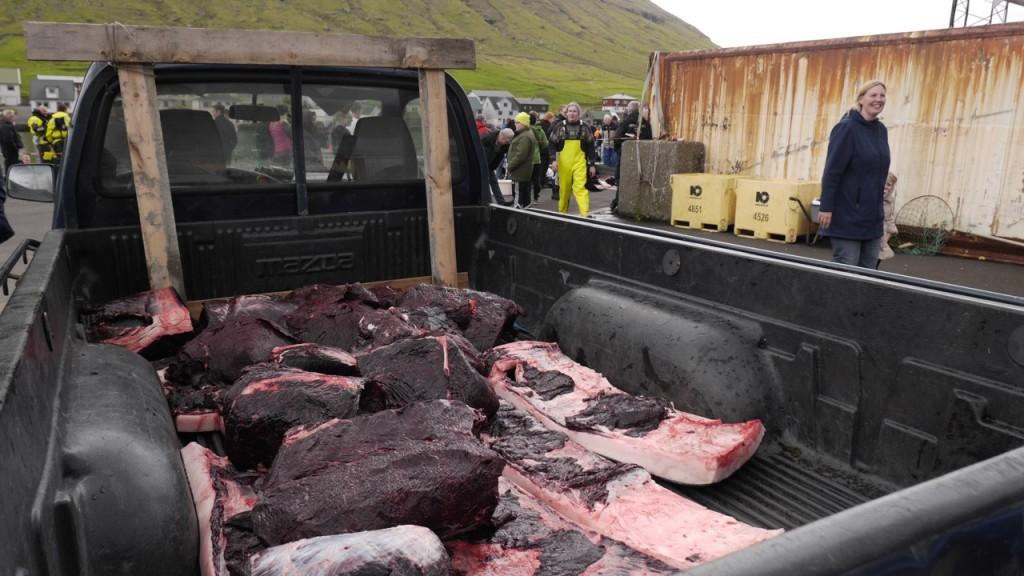 Es braucht Platz für den Transport des anteiligen Fleisches